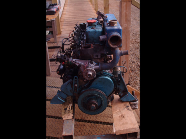 BMC 1 5 Diesel Engine - useful hints and tips - Kingfisher Boat