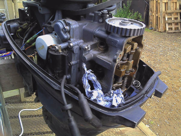 Outboard Engine Servicing and Repair - Kingfisher Boat Services, Norwich